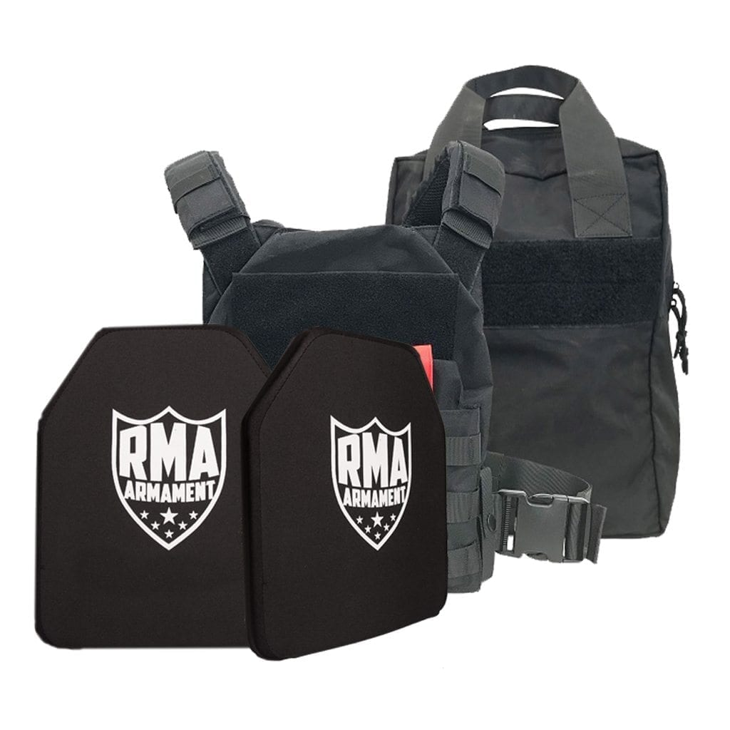 Level IV Defender System w/ Model #1155 Plates  sc 1 st  RMA Armament & Level IV Hard Armor Plate (Model #1155) NIJ .06 Certified | RMA ...